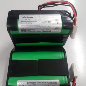 Set Batterie Vr100